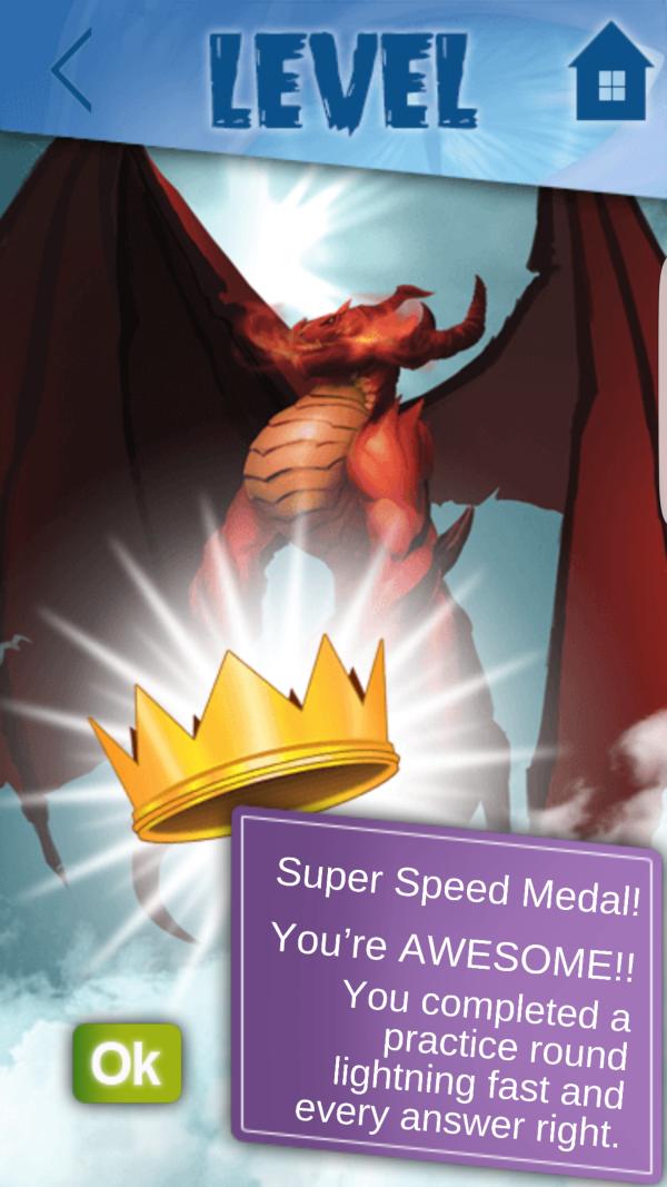 Awards & Levels