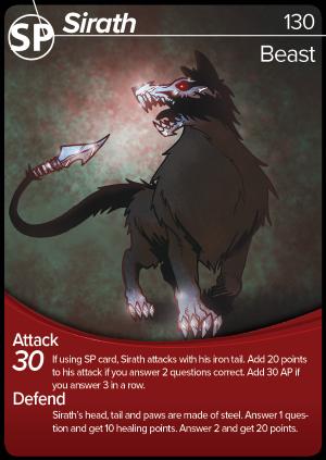 sirath-card